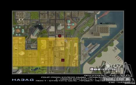 Torres gêmeas para GTA San Andreas segunda tela