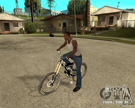 Diamondback strike Beta para GTA San Andreas