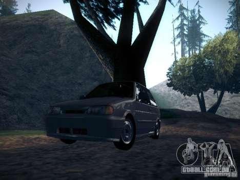 Dreno Vaz 2113 para GTA San Andreas