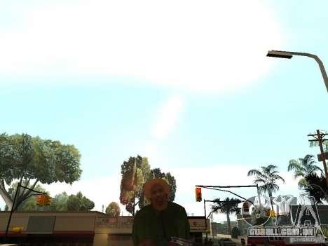 Act Dead para GTA San Andreas terceira tela
