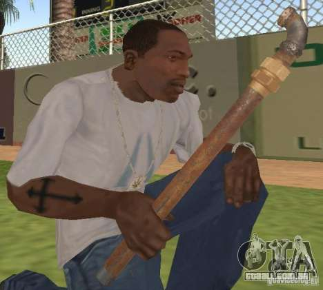 Trompete para GTA San Andreas segunda tela