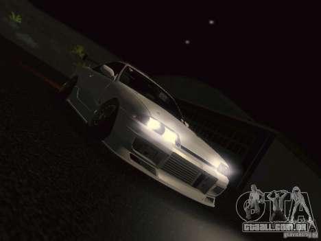 Nissan Skyline GTS R32 JDM para as rodas de GTA San Andreas