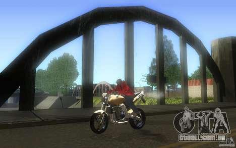 Honda CBF 600 Hornet para GTA San Andreas