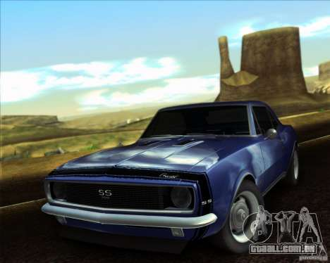 ENBSeries by ibilnaz para GTA San Andreas terceira tela