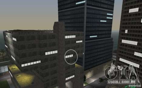 New Downtown: Hospital and scyscrap para GTA Vice City oitavo tela