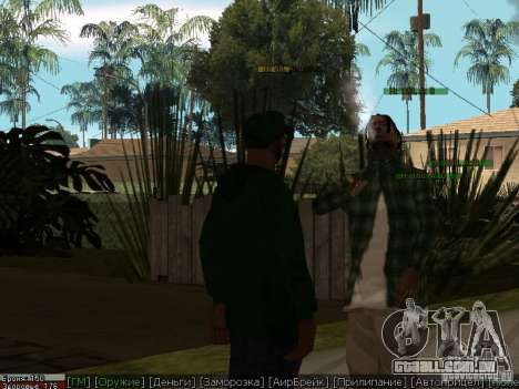 Dope para GTA San Andreas décimo tela
