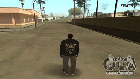 Skin Pack The Rifa para GTA San Andreas sétima tela