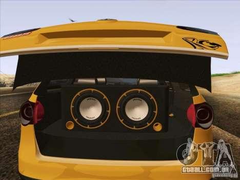 Volkswagen Passat B6 Variant para as rodas de GTA San Andreas