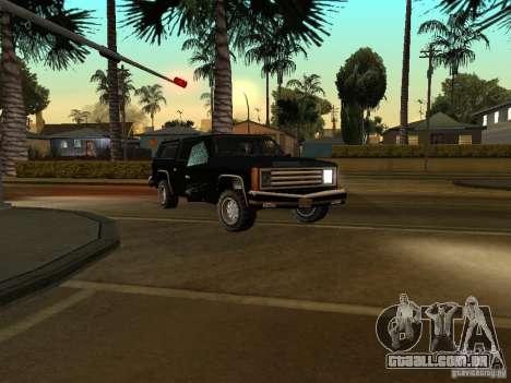 Polícia camuflada para GTA San Andreas terceira tela