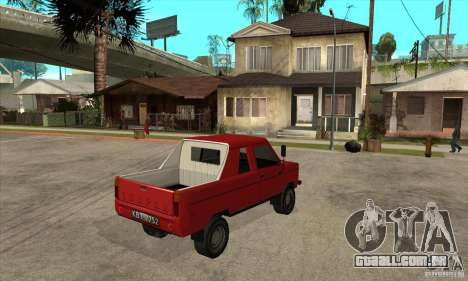 FSR Tarpan 237D (v.1) para GTA San Andreas vista direita