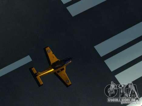 CT-4E Trainer para GTA San Andreas vista direita
