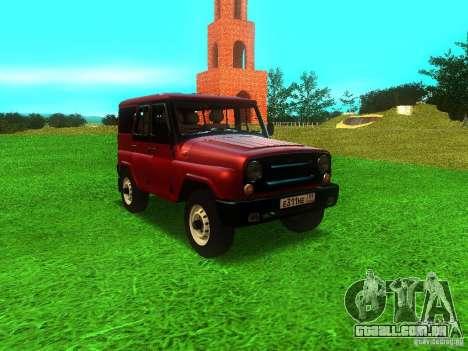 UAZ 315148 para GTA San Andreas