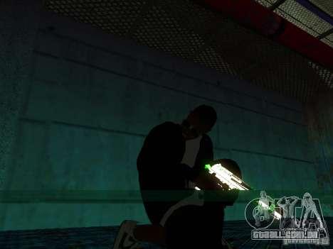 Ballas grossa novo para GTA San Andreas terceira tela