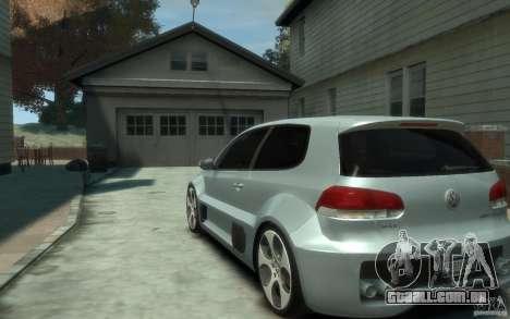 Volkswagen Golf W12-650 para GTA 4