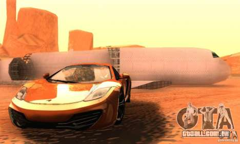ENBSeries by dyu6 v5.0 para GTA San Andreas