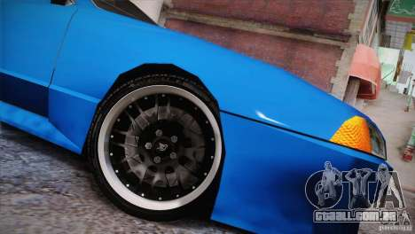 FM3 Wheels Pack para GTA San Andreas