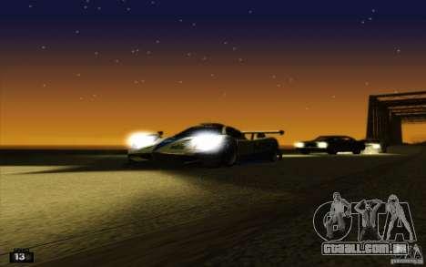 ENBSeries HD para GTA San Andreas décimo tela