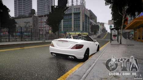 iCEnhancer 2.1 Custom para GTA 4 nono tela