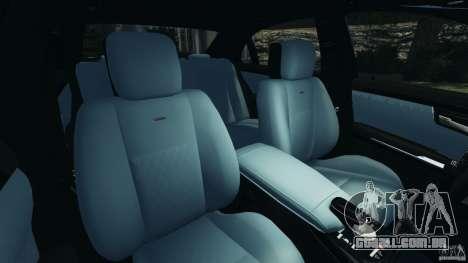Mercedes-Benz S65 AMG 2012 v1.0 para GTA 4 vista lateral