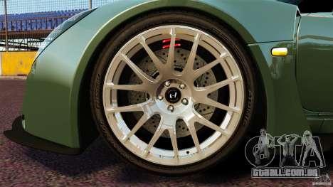 Hennessey Venom GT 2010 [EPM] para GTA 4 vista superior