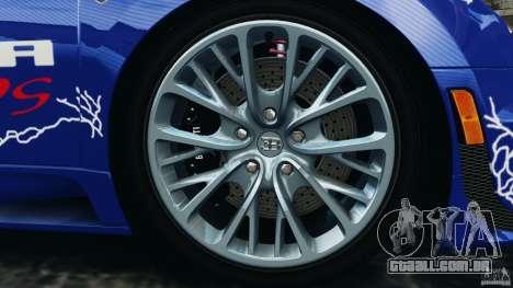 Bugatti Veyron 16.4 Super Sport 2011 v1.0 [EPM] para GTA 4 vista lateral