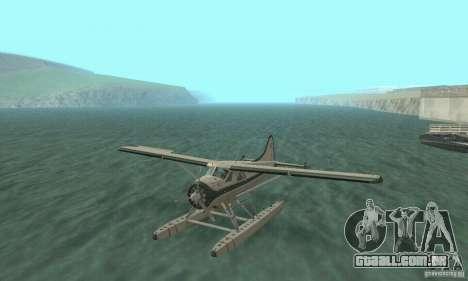 DeHavilland Beaver DHC2 para GTA San Andreas