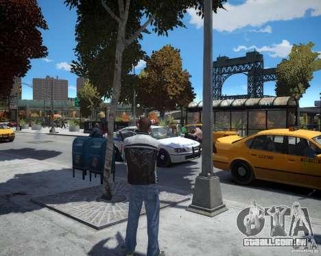 Dead Eye para GTA 4 quinto tela