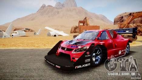 Suzuki Monster SX4 para GTA 4