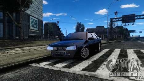 VAZ 2109 Drift Turbo para GTA 4