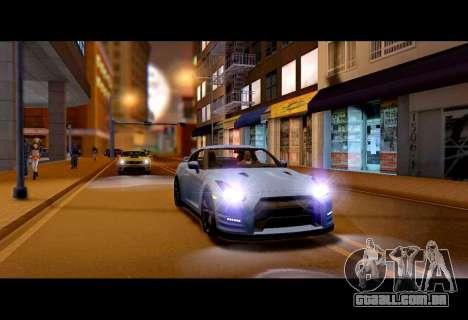 Real World ENBSeries v5.0 Final para GTA San Andreas segunda tela