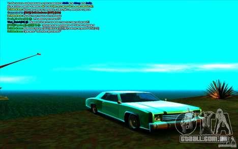 Qualitativa Enbseries 2 para GTA San Andreas