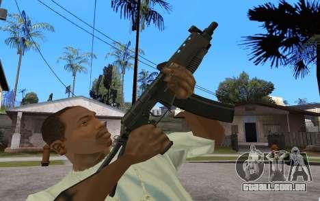 SR3M para GTA San Andreas