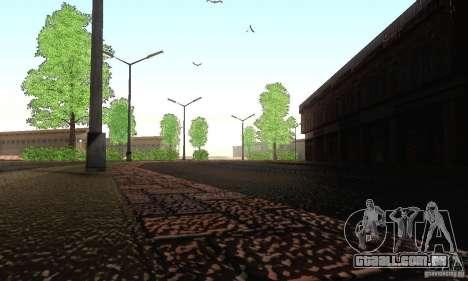 ENBSeries by dyu6 v4.0 para GTA San Andreas segunda tela