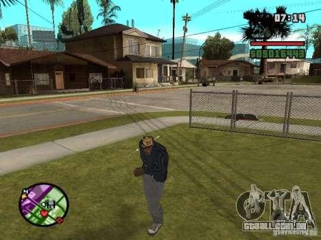 Seringa para GTA San Andreas terceira tela