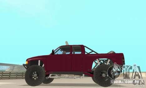 Dodge Ram Prerunner para GTA San Andreas