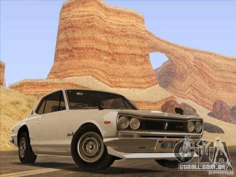 HQ Country Desert v1.3 para GTA San Andreas sétima tela