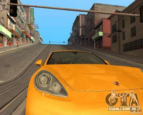 ENBSeries Realistic para GTA San Andreas sexta tela