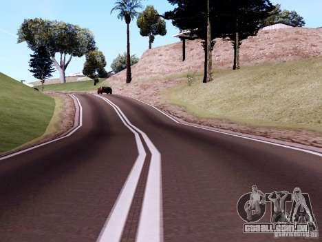 New Roads para GTA San Andreas oitavo tela