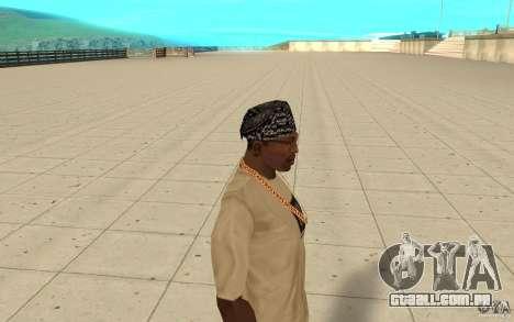 Bandana D12 para GTA San Andreas