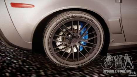 Chevrolet Corvette ZR1 2009 v1.2 para GTA 4 vista inferior