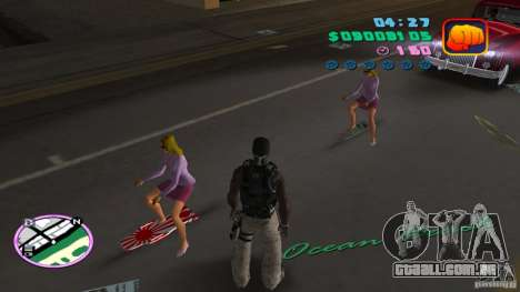 50 Cent Player para GTA Vice City terceira tela