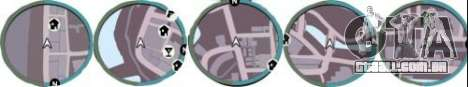 Radar do GTA IV para GTA Vice City
