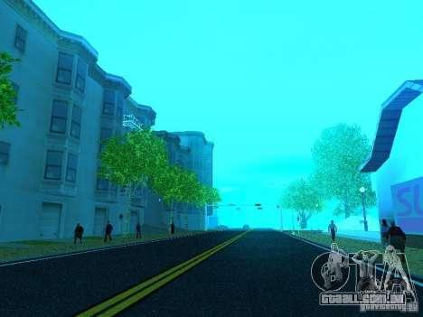 Novo Mod de cor para GTA San Andreas sexta tela