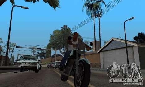 Um piloto forte para GTA San Andreas