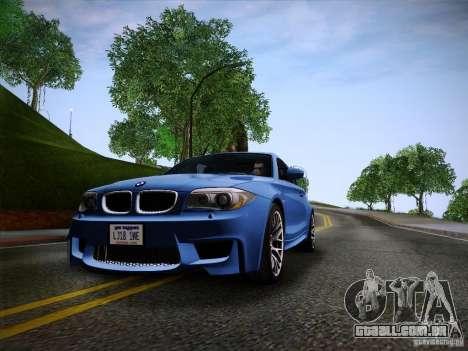 BMW 1M v2 para GTA San Andreas vista direita