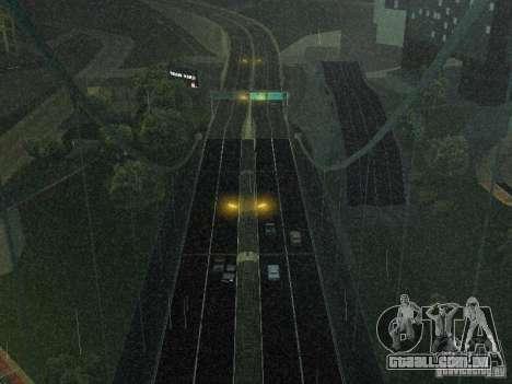 New Roads in San Andreas para GTA San Andreas quinto tela