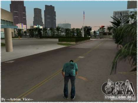 New Ocean Beach para GTA Vice City