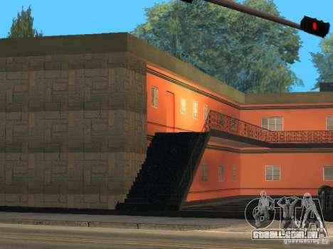 Novos motéis para GTA San Andreas segunda tela