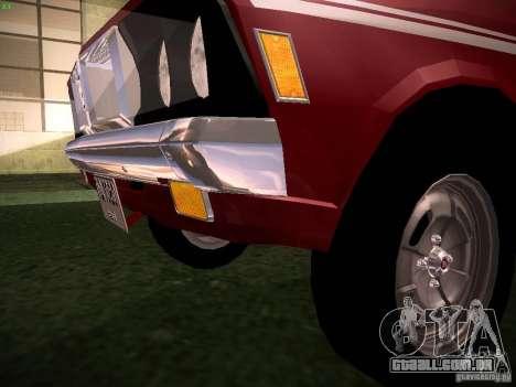 Mitsubishi Galant GTO-MR para vista lateral GTA San Andreas