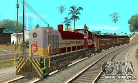 Canadian Pacific para GTA San Andreas